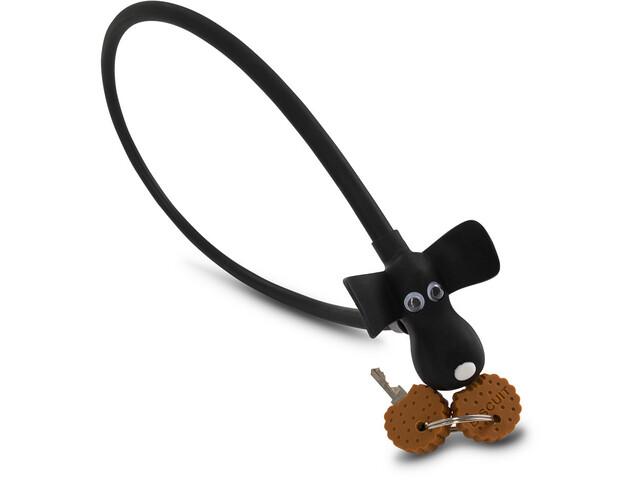 Cube RFR HPS Cable Lock Dog Kids, black